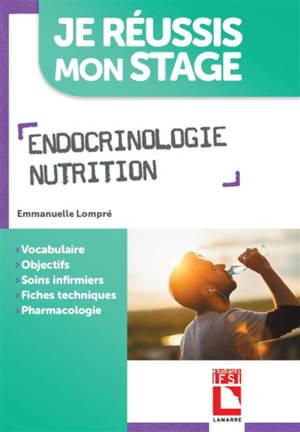 Endocrinologie, nutrition