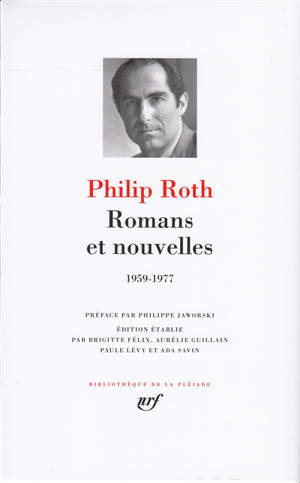 Romans et nouvelles : 1959-1977