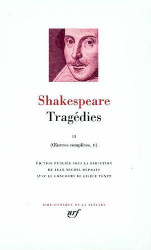 Oeuvres complètes, Volume 2, Tragédies. Volume 2