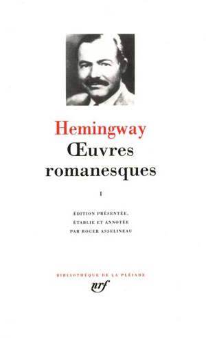 Oeuvres romanesques. Volume 1