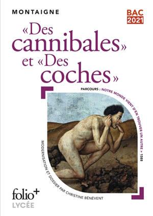 Des cannibales : bac 2020; Suivi de Des coches
