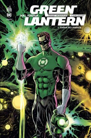 Hal Jordan : Green Lantern. Volume 1, Shérif de l'espace