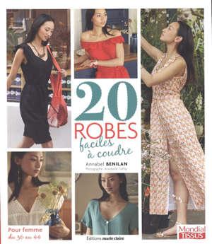20 robes à coudre