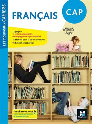 Français CAP : nouveau programme 2019