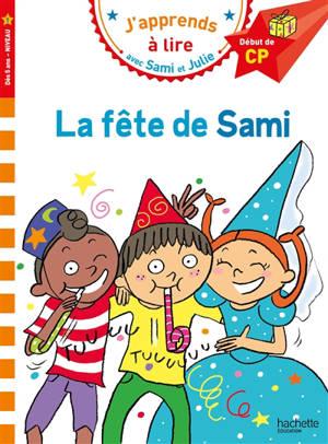 La fête de Sami : début de CP, niveau 1