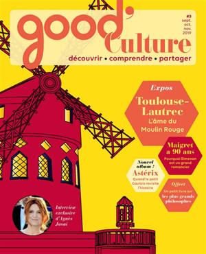 Good culture. n° 3