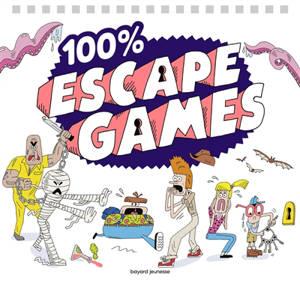 100 % escape games