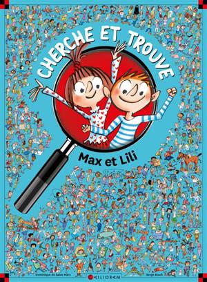 Max et Lili : cherche et trouve