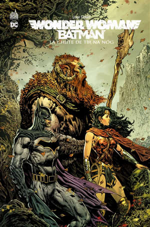 Wonder Woman, Batman : la chute de Tir Na Nog