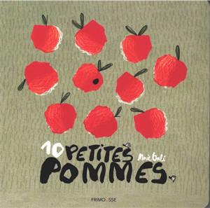 Dix petites pommes