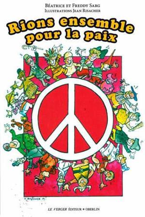 Rions ensemble pour la paix. L'humour chez les catholiques : rencontre avec François Muller