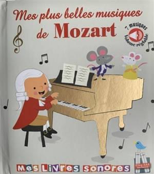 Mes plus beaux airs de Mozart