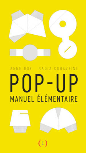 Pop-up : manuel élémentaire