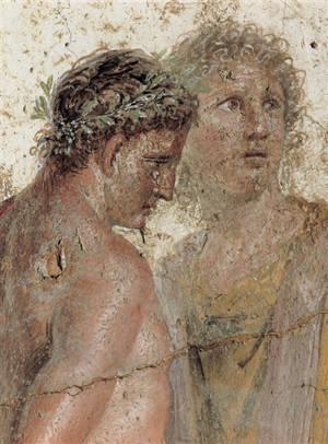Enéide : illustrée par les fresques et les mosaïques antiques