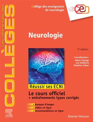 Neurologie : réussir ses ECNi