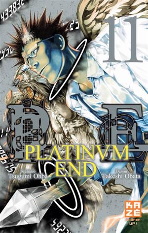 Platinum end. Volume 11