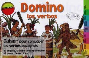 Domino los verbos : cahier pour conjuguer les verbes espagnols