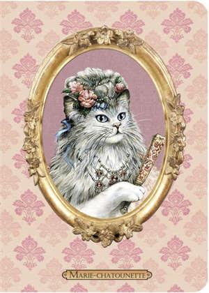 Marie-Chatounette : cahier