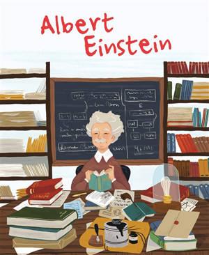 La vie d'Albert Einstein