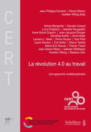 La révolution 4.0 au travail : une approche multidisciplinaire