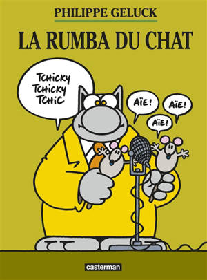 Le Chat. Volume 22, La rumba du Chat