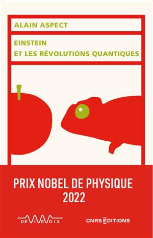 Einstein et les révolutions quantiques