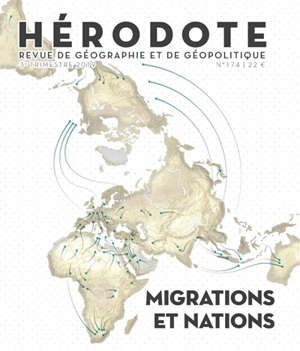Hérodote. n° 174, Migrations et nations