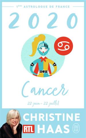 Cancer 2020 : du 21 juin au 23 juillet