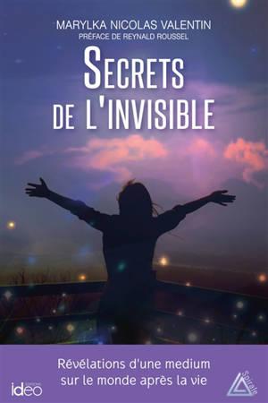 Secrets de l'invisible : révélations d'une médium sur le monde après la vie