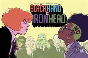 Black hand & Iron head