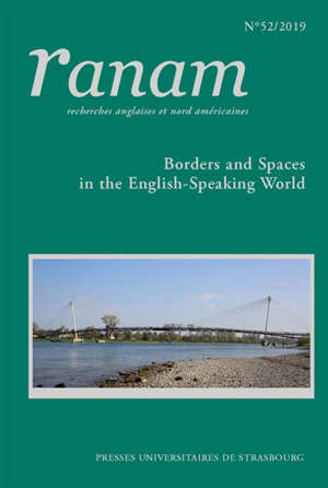 Ranam. n° 52, Borders and spaces in the English-speaking world
