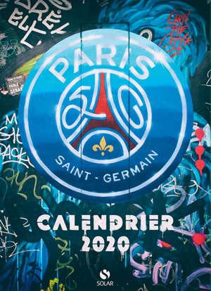 Paris Saint-Germain : calendrier 2020
