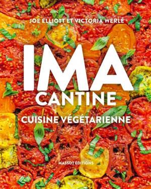 Ima cantine : cuisine végétarienne