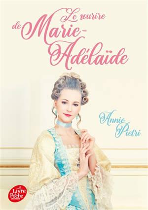 Le sourire de Marie-Adélaïde