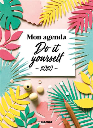 Mon agenda Do it yourself 2020