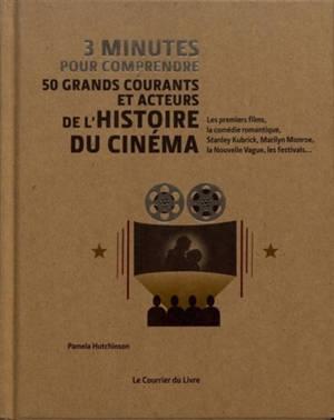 3 minutes pour comprendre 50 grands courants et acteurs de l'histoire du cinéma