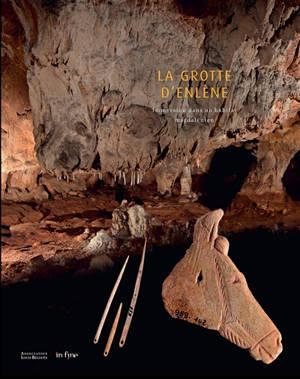 La grotte d'Enlène : immersion dans un habitat magdalénien