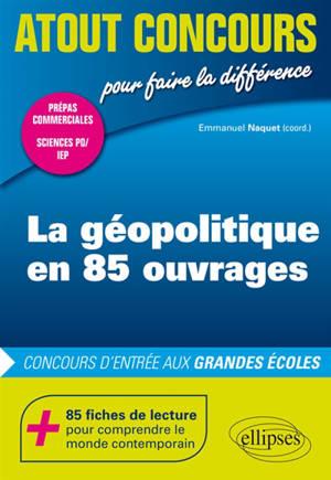 La géopolitique en 85 ouvrages