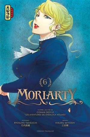 Moriarty. Volume 6