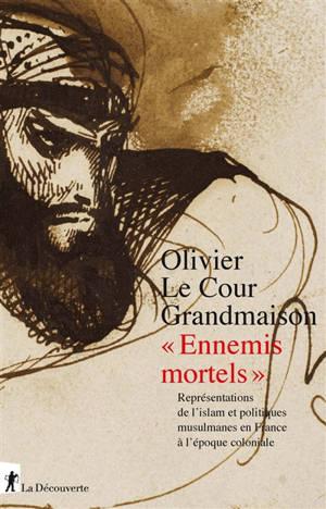 Ennemis mortels : représentations de l'islam et politiques musulmanes en France à l'époque coloniale