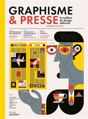 Graphisme & presse : le meilleur du design éditorial