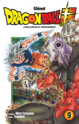 Dragon ball super. Volume 9, Conclusion et dénouement