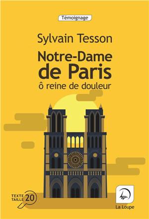 Notre-Dame de Paris : ô reine de douleur