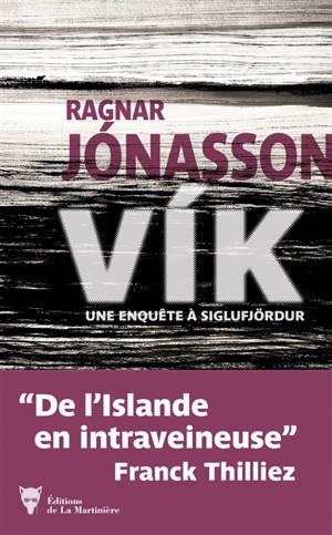 Vik : une enquête à Siglufjördur