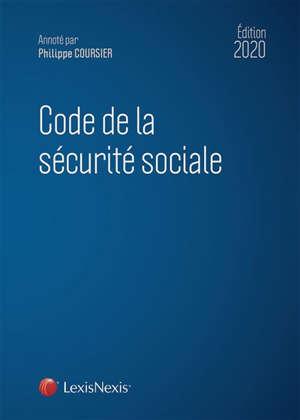 Code de la sécurité sociale 2020