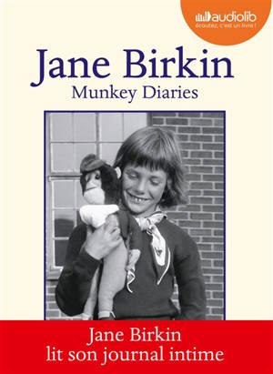 Munkey diaries : 1957-1982