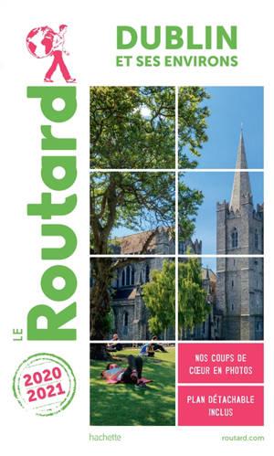 Dublin et ses environs : 2020-2021