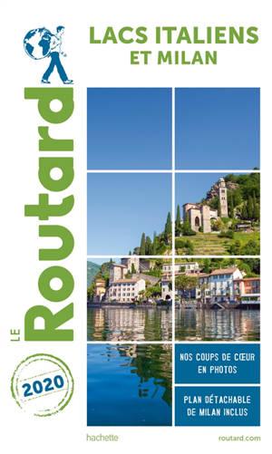 Lacs italiens et Milan : 2020