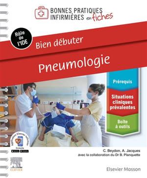 Pneumologie : bien débuter