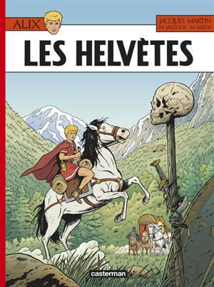 Alix. Volume 38, Les Helvètes